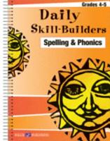 Daily Skill Builders  Spelling and Phonics 4 5 PDF