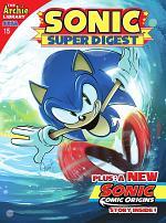 Sonic Super Digest #15