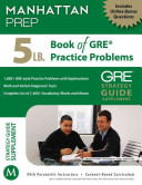 5 lb  Book of GRE Practice Problems PDF