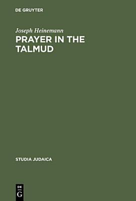 Prayer in the Talmud