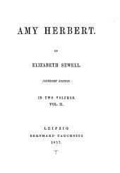 Amy Herbert: Volume 2