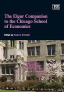 The Elgar Companion to the Chicago School of Economics