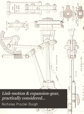 Link-motion & Expansion-gear, Practically Considered...