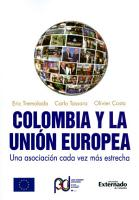 Colombia y la Uni  n Europea PDF