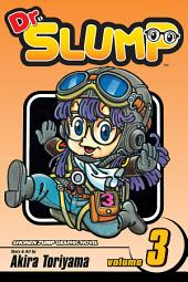 Dr. Slump: Volume 3