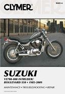 Suzuki VS700-800 Intruder/Boulevard S50 1985-2007