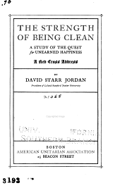The Strength of Being Clean: A Study of the Quest for Unearned Happiness : a Red Cross Address