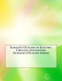 Schaum s Outline of Electric Circuits  6th Edition  Schaum s Outline Series  PDF