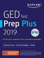 GED Test Prep Plus 2019