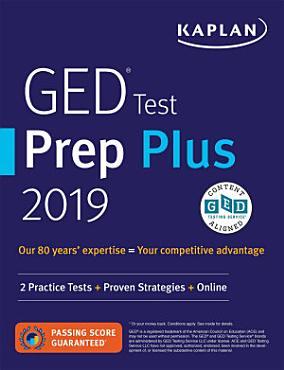 GED Test Prep Plus 2019 PDF