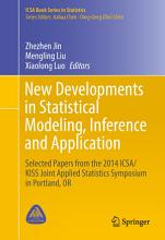 New Developments in Statistical Modeling  Inference and Application PDF