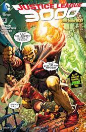 Justice League 3000 (2013-) #15
