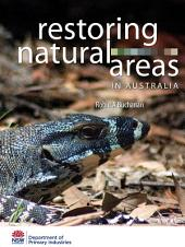Restoring Natural Areas in Australia