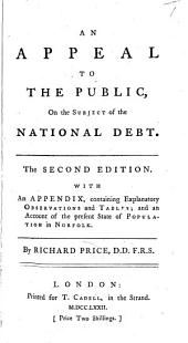 An Appeal to the Public, on the Subject of the National Debt