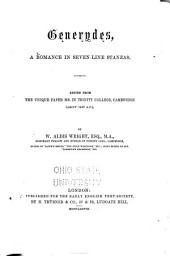 Early English Text Society: Original series