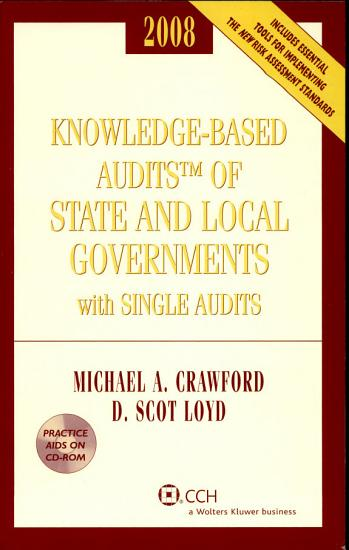 Local Government and Single Audits 2008 PDF