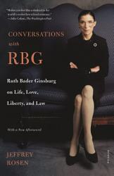Conversations With Rbg Book PDF