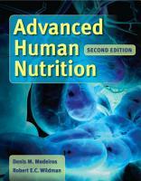 Advanced Human Nutrition PDF