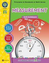 Measurement - Drill Sheets Gr. 3-5
