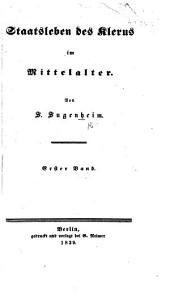 Staatsleben des Klerus im Mittelalter