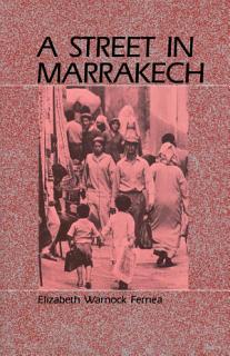 A Street in Marrakech Book