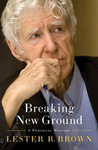 Breaking New Ground  A Personal History Book