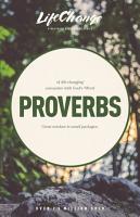 Proverbs PDF