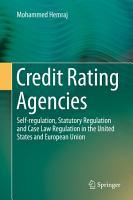 Credit Rating Agencies PDF