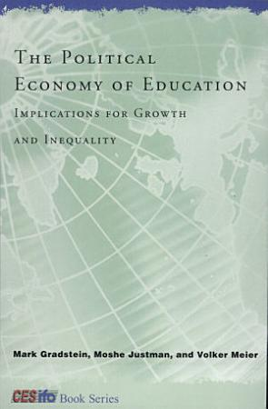 The Political Economy of Education PDF