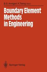 Boundary Element Methods in Engineering PDF