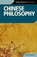 Chinese Philosophy   Simple Guides PDF