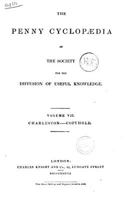 The Penny Cyclopaedia of the Society for the Diffusion of Useful Knowledge