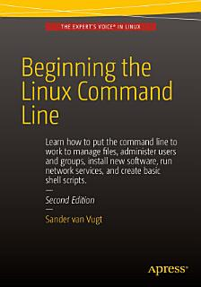 Beginning the Linux Command Line Book