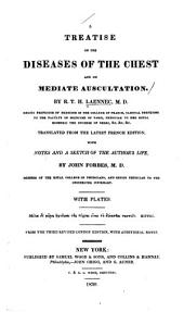 A treatise on the diseases of the chest and on the mediate auscultation