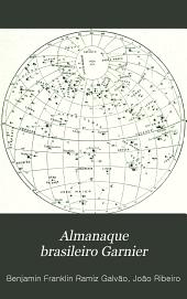 Almanaque brasileiro Garnier: Volume 1