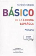 Diccionario b  sico de la lengua espa  ola  Educaci  n Primaria PDF