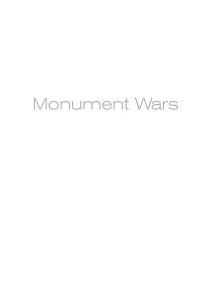 Download Monument Wars Book