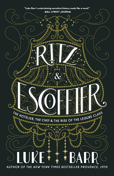 Download Ritz and Escoffier Book