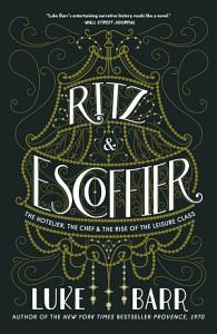 Ritz and Escoffier Book