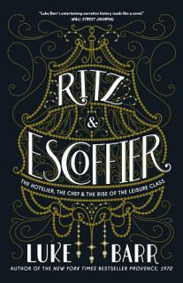 Ritz and Escoffier Book