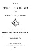 Voice of Masonry and Tidings from the Craft PDF