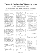 Domestic Engineering: Volume 96