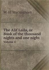 The Alif Laila, or Book of the thousand nights and one night: المجلد 3