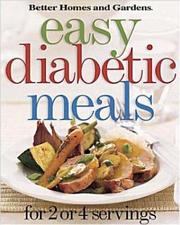 Easy Diabetic Meals Book