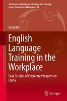 English Language Training in the Workplace PDF
