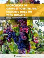 Microbiota of Grapes: Positive and Negative Role on Wine Quality