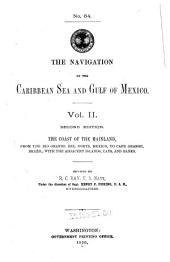 The Navigation of the Gulf of Mexico and Caribbean Sea