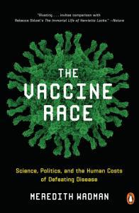The Vaccine Race Book