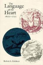 The Language of the Heart  1600 1750 PDF