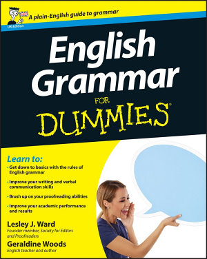 English Grammar For Dummies PDF